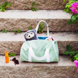 sac bandoulière 'Duffel Bag' tendance