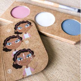 Magisch Verrassingskoffertje met bio make-up en nagellak Sprookjeswereld