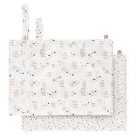 Set van 2 wetbags - Dots & Sheep