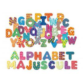 Leerrijke magneten - hoofdletters