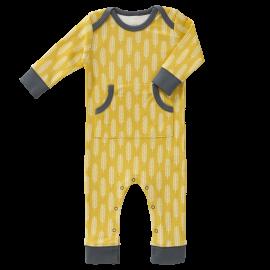 gezellige pyjama 'havre lemon'