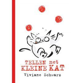 leerrijk prentenboek 'Tellen met Kleine Kat'