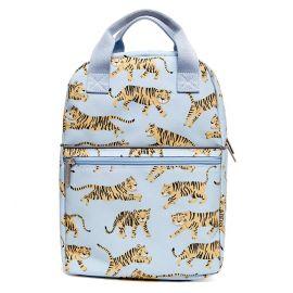 grijze rugzak tijgers large