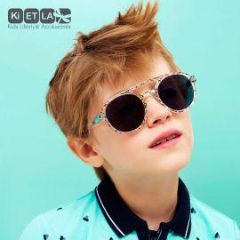 Zonnebril voor kinderen - Sun PiZZ - Zig Zag