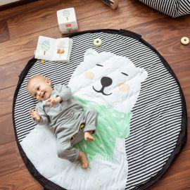 zachte 3in1 speelmat ijsbeer